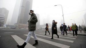 Ô Nhiễm Không Khí Khiến Người Trung Quốc Giảm Thọ Ba Năm