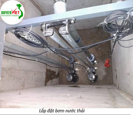 t7 1 2 Hệ thống xử lý nước thải đạt chuẩn