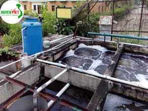 chuyên xử lý nước thải sinh hoạt 2 300x225 Hệ thống xử lý nước thải