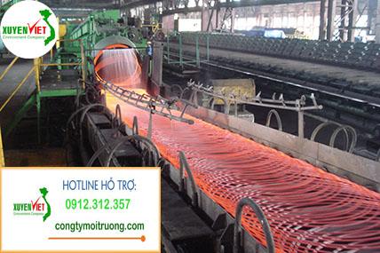 images1101813 t4 2 Hệ thống xử lý nước thải khí thải sản xuất sắt thép   Công ty Xuyên Việt
