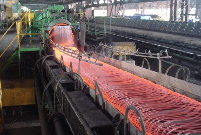 Hệ thống xử lý nước thải khí thải sản xuất sắt thép – Công ty Xuyên Việt