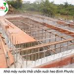 Thi công lắp đặt hệ thống xử lý nước thải- Công Ty Môi Trường Xuyên Việt