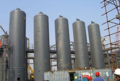 Lắp đặt hệ thống thiết bị xử lý khí thải – Công ty môi trường Xuyên Việt
