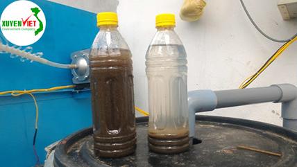 bùn vi sinh Hướng dẩn nuôi cấy vi sinh hiếu khí trong xử lý nước thải đạt chuẩn
