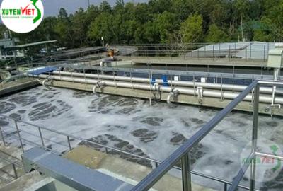 Hệ thống xử lý nước thải ở Bà Rịa Vũng Tàu – Công ty Xuyên Việt