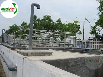 he thong xu ly nuoc thai chan nuoi 0 Hệ thống xử lý nước thải chăn nuôi đạt chuẩn   Công ty Xuyên Việt