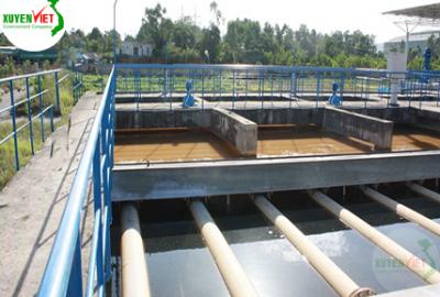 Hệ Thống Xử Lý Nước Thải Ở Đắk Nông – Công ty Môi Trường Xuyên Việt