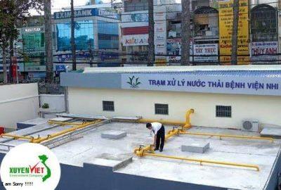 Hệ Thống Xử Lý Nước Thải Bệnh Viện – Công Ty Môi Trường Xuyên Việt
