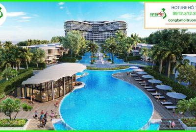 Hệ Thống Xử Lý Nước Thải Khu Resort – Công Ty Môi Trường Xuyên Việt