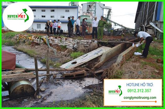 upload images news o nhiem che bien go mdf long viet 600x0 Hệ thống xử lý nước thải chế biến gỗ đạt chuẩn   Công Ty Xuyên Việt